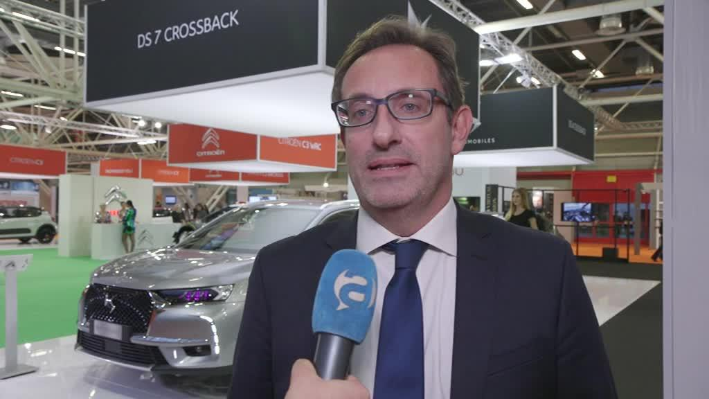 Psa al Motor Show con DS7 Crossback, C3 Air Cross e E-Mehari